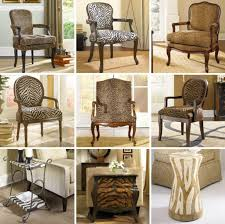 coaster leopard print accent chair apoc by elena