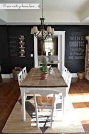 dining room chalkboard 17 best holz esstisch images on pinterest wood furniture and