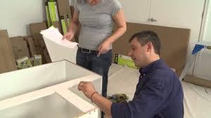 corner base cabinets assembly kaboodle kitchen youtube