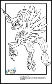 film my little pony images colors princess coloring pages