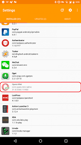last pass apk unshackle your device from the play store with apkupdater