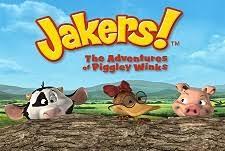 jakers adventures piggley winks childhood