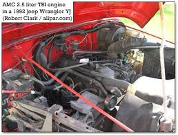 jeep 2 5 engine amc jeep 2 5 liter four cylinder engine