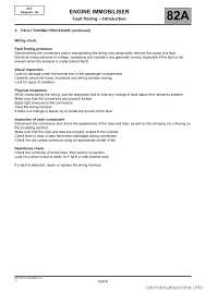 renault kangoo 2013 x61 2 g engine immobiliser workshop manual
