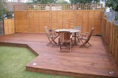 Garden Decking Ideas Uk Garden Decking In Orpington Bromley Bexley Sevenoaks Concept