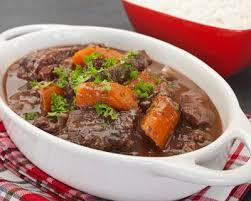 recette de cuisine provencale recette daube provençale facile rapide