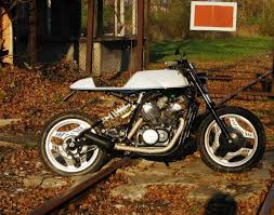 1985 Shadow 500 Honda Vt500 Cafe Racers Scramblers And Bobbers Pinterest