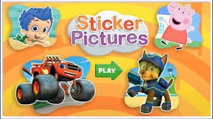 halloween sticker books nick jr sticker pictures bubble guppies team umizoomi blaze