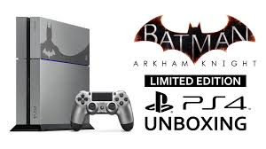 batman arkham knight amazon black friday batman arkham knight limited edition playstation 4 bundle unboxing