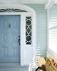 dream in blue door color van courtland blue siding color