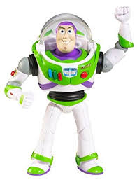 amazon toy story buzz lightyear action figure white mult