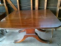 Duncan Phyfe Dining Room Table And Chairs Duncan Phyfe Furniture Ebay