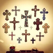 crucifix wall decor cross wall decor decorative wall crucifix cross wall dining room