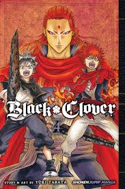 black clover books by yuki tabata from simon u0026 schuster