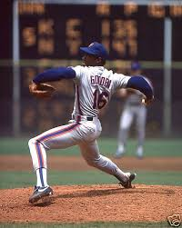 Doc Gooden Ex 1986 Mets - dwight gooden was a relief pitcher for the new york mets from 1984