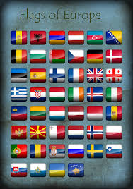 Europe Flags Flags Of Europe Icons By Kristo1594 On Deviantart