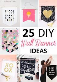 25 diy wall decor ideas cool crafts
