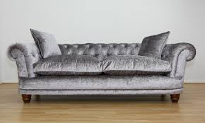 Chesterfield Sofa Linen by Silver Chesterfield Sofa 95 With Silver Chesterfield Sofa