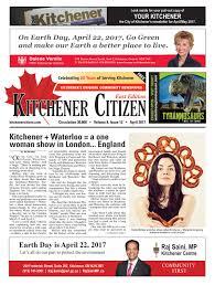 kitchener citizen east edition april 2017 by kitchener citizen