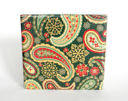 jesus wrapping paper paisley christmas wrapping paper in metallic gold