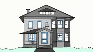 house to draw how to draw a 3d house how to draw houses step by step home ideas