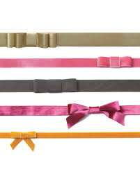 bow belts dress it up 12 diy accessories for prom martha stewart