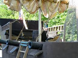 pirate ship playhouse 13 steps with pictures