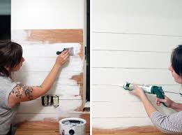 Wood Backsplash Kitchen How To Make An Inexpensive Plank Backsplash U2013 A Beautiful Mess