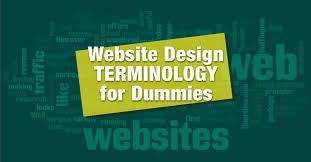 home design for dummies top 20 website development terminology for dummies