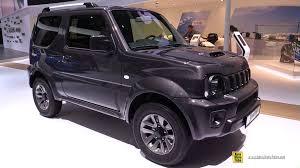 suzuki jimny 2016 suzuki jimny ranger exterior and interior walkaround 2015