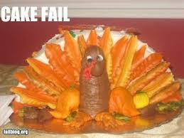 19 thanksgiving cake fails to be grateful for