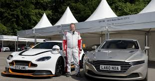 aston martin supercar exclusive aston martin boss writes off supercar during record