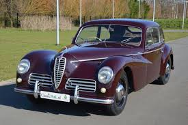 Alfa Romeo 6c Price For Sale Alfa Romeo 6c 2500 Freccia D Oro Sport 1950 Offered