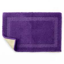 Purple Bathroom Rugs Purple Bath Rugs Mats Bathroom Bed Bath Kohl S