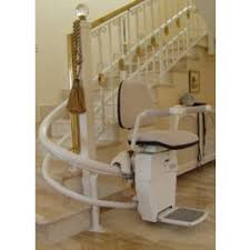 variety of stair lifts and chair lifts with comparison chart