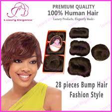 bump it hair 2017 hair 8 different colors 100 human hair weave