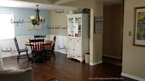 dining room makeover pictures dining room makeover on a budget salvage sister and mister