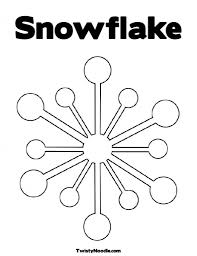 the stylish coloring pages of snowflakes intended to really