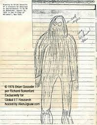 bonenfant 1976 whitehall ny bigfoot sightings in conjunction with