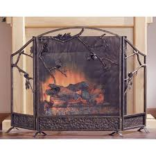 Single Fireplace Screen by Fireplace Screens Fireplace Accessories At Bellacor Leaders In