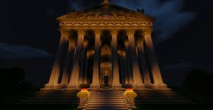 minecraft architecture neoclassical greek roman temple youtube