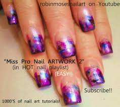 easy nail art for beginners youtube