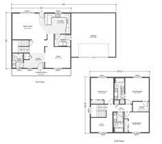 custom built home plans ballenger true built home idee de plan plan plan