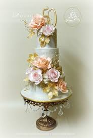 golden wedding cakes 50th golden wedding anniversary cake cake by d cake