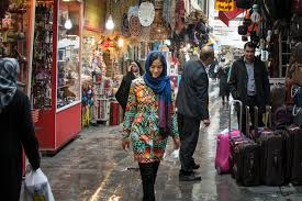 the female traveler u0027s code of conduct for iran lost with purpose