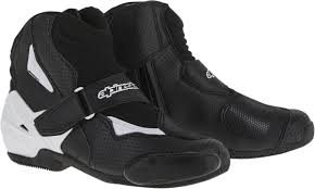 motorcycle boots men alpinestars s mx 1r vented motorcycle boots men u0027s black white