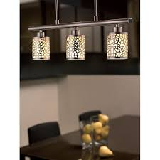lustre pour cuisine moderne lustre almera 1 achat vente lustre almera 1 nickel cdiscount