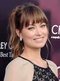 hairstyle to avoid sunken face find the perfect fringe for your face shape women hairstyles