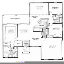 bedroom one cottage floor plans plan first lakefront house and