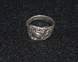 classic dolphin ring holder images Vintage pinky ring etsy jpg